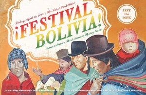 Save the Date: Mano a Mano's 'Festival Bolivia' on April 20, 2012