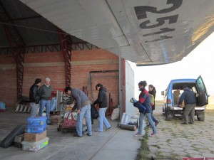 Weekend Health Clinic in San Pablo, Bolivia