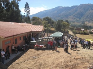 New Clinic Projects in Pocona and Zona Sud