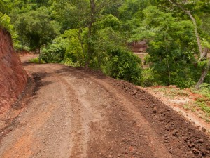 Update on 56-Kilometer Road Project in El Palmar