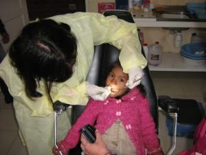 Mano a Mano Health Clinic Activity for 2012