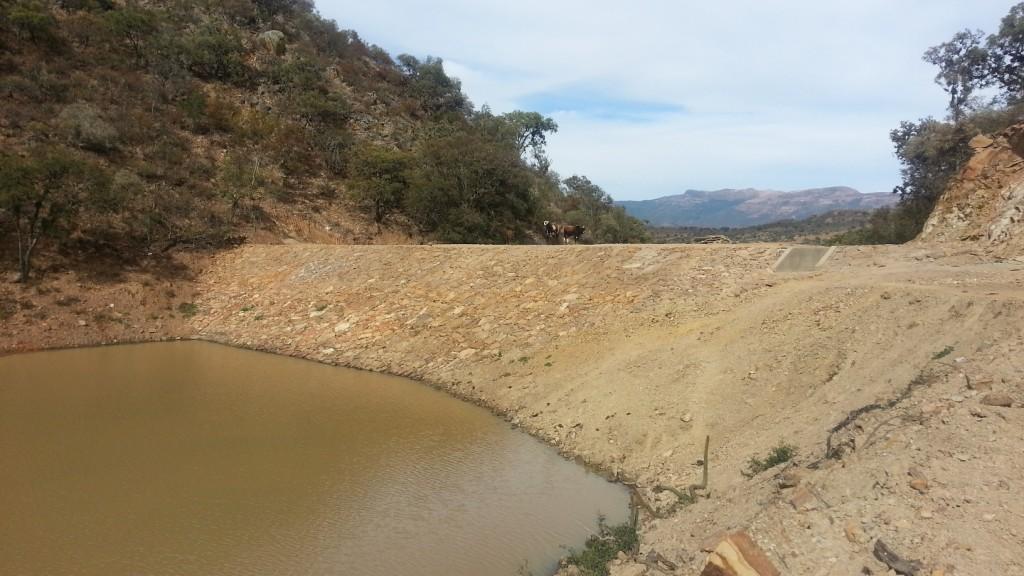 Collpana Water Reservoir Update