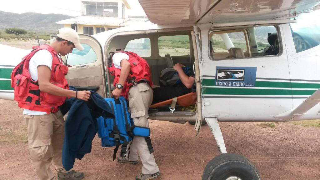 66 Emergency Air Rescues in July
