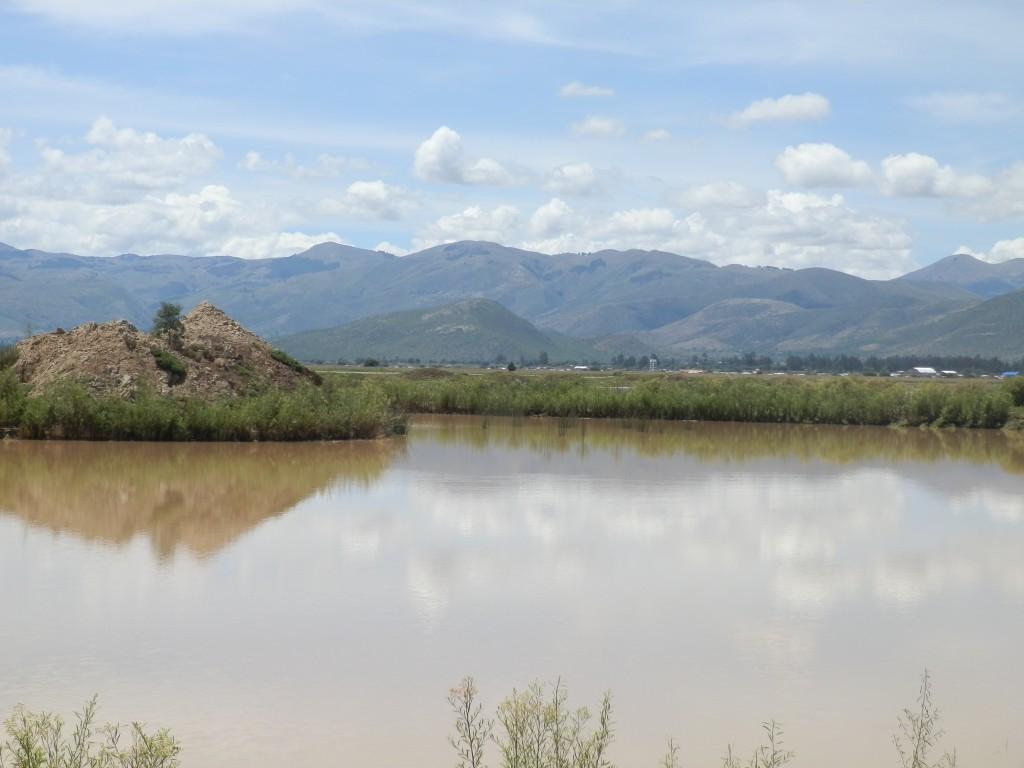 Laguna Sulty Water Reservoir Site Visit
