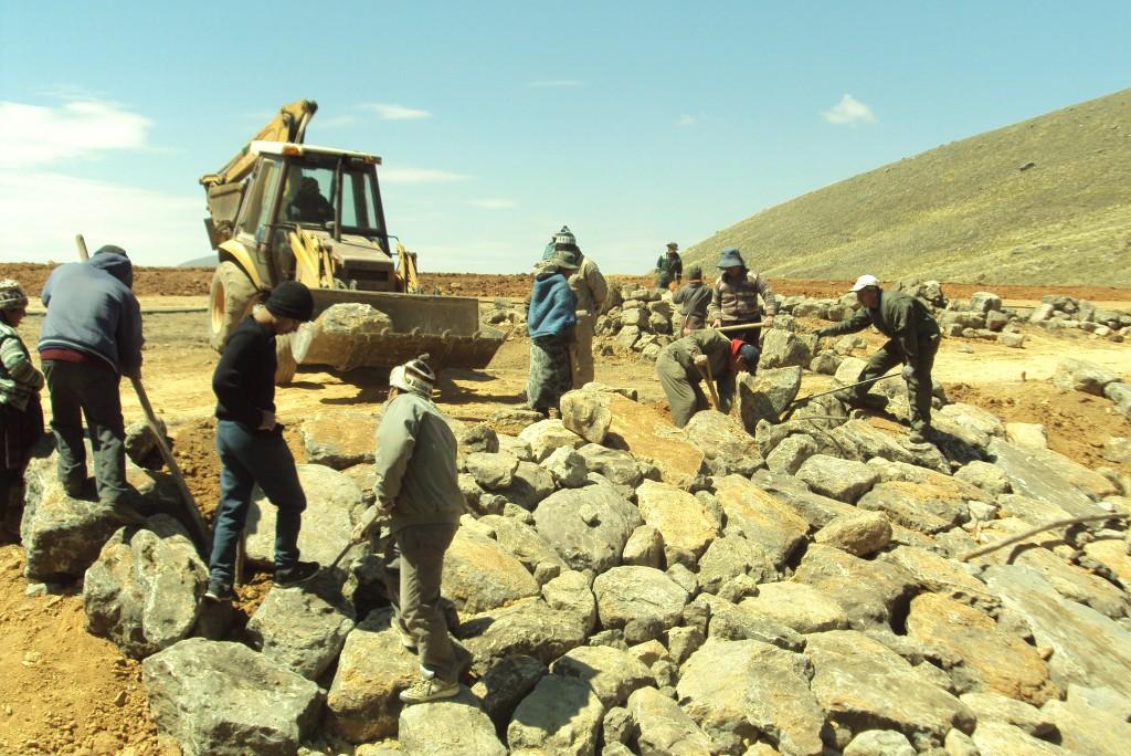 Providing Access to Water in Wirkini, Bolivia
