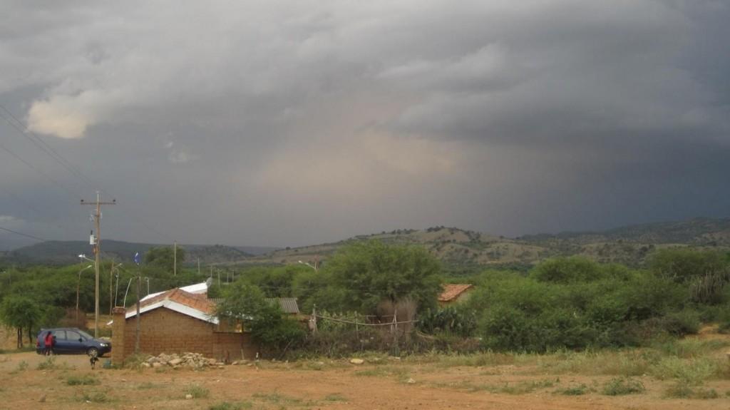 New School in Comun Pampa, Bolivia