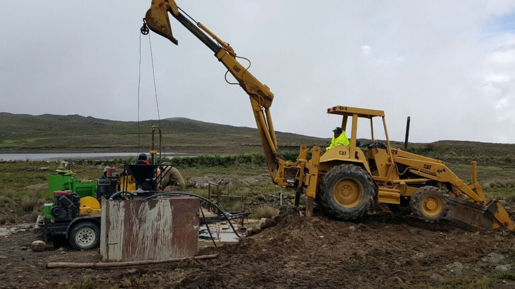14 Photos: Starting Work on a New Water Project in Maldonado, Bolivia