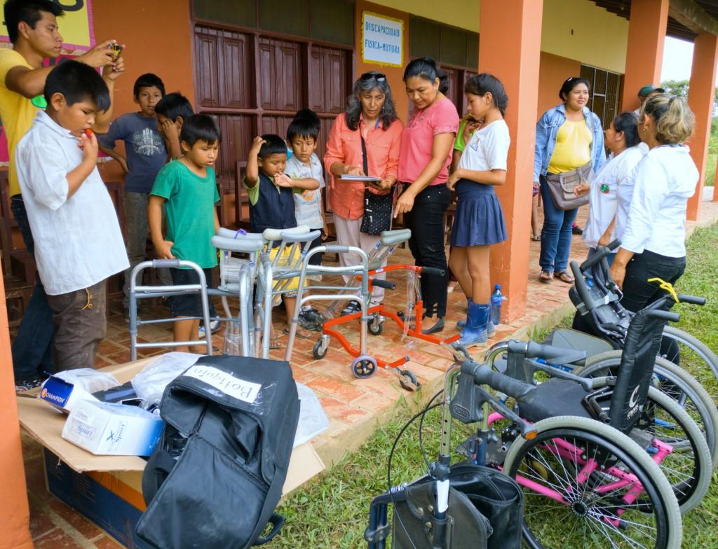 30 Pictures from a Donation of Medical Supplies in San Ignacio de Moxos