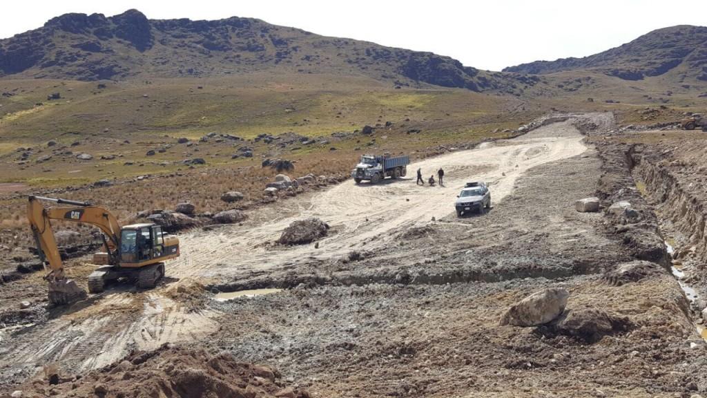Work on the Maldonado Water Reservoir Has Started