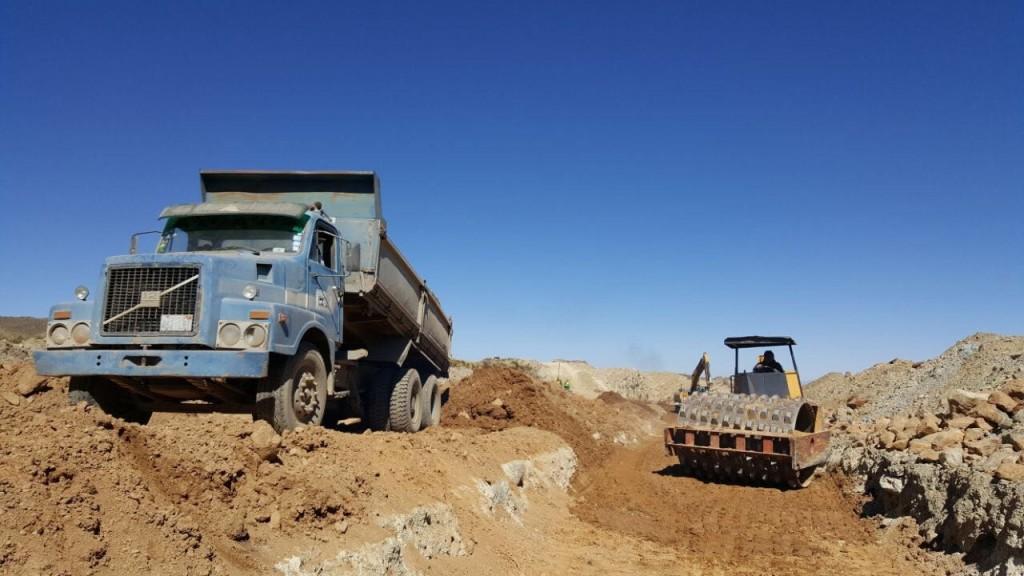 Maldonado Water Project Update – Late June 2017