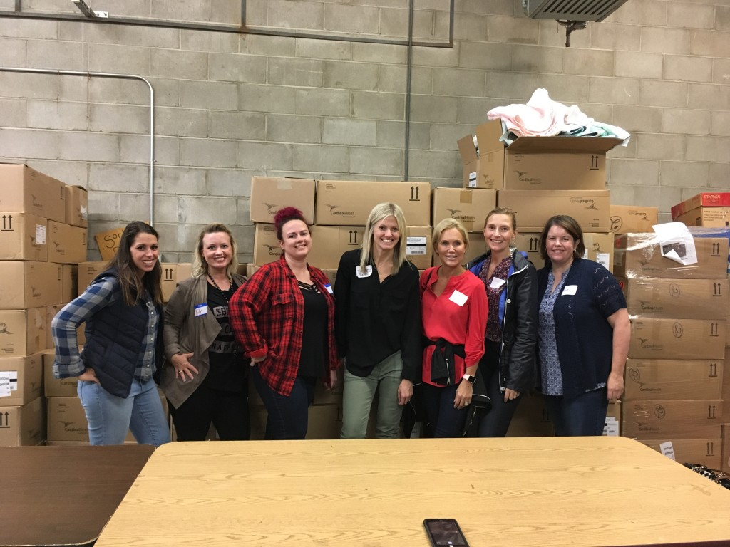 Boston Scientific Volunteers – September 2017