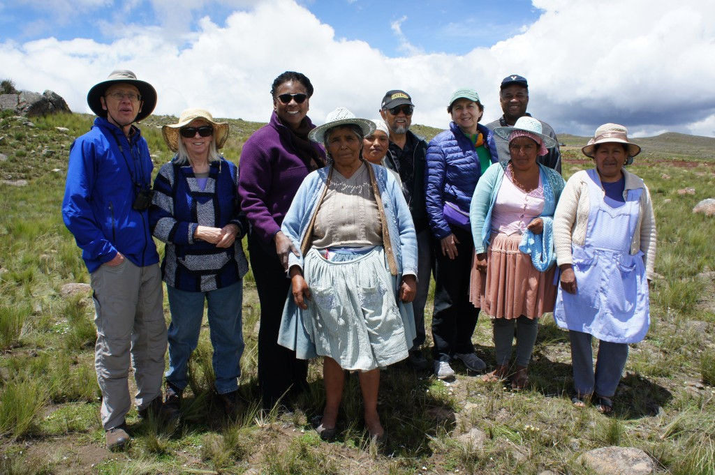 March 2018 Trip to Bolivia