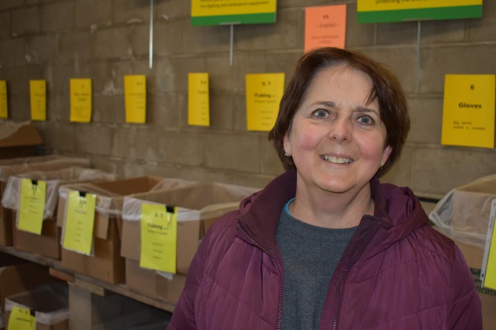 Volunteer Spotlight: Peg Thomas