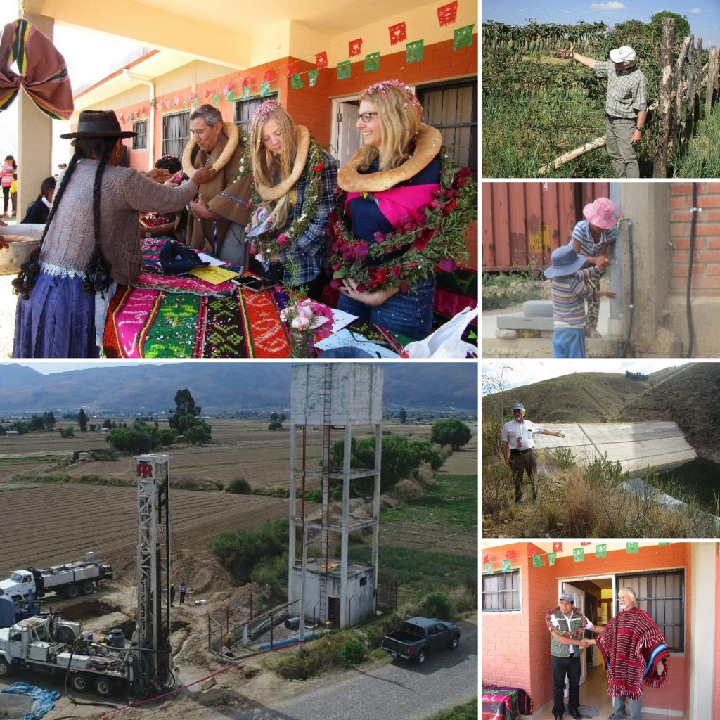 Water Is Life: What We Rotarians Are Doing To Improve The Lives of Rural Bolivians