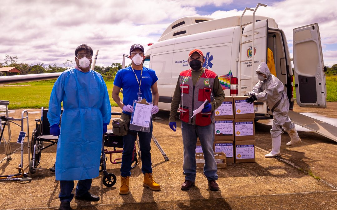 Working Around the Pandemic: Mano a Mano 2020 Annual Report