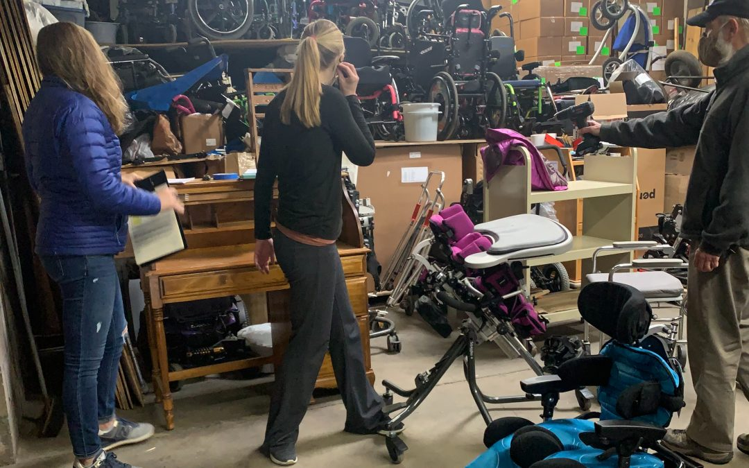 Donating Durable Medical Equipment in the Twin Cities – Saturday, April 24th