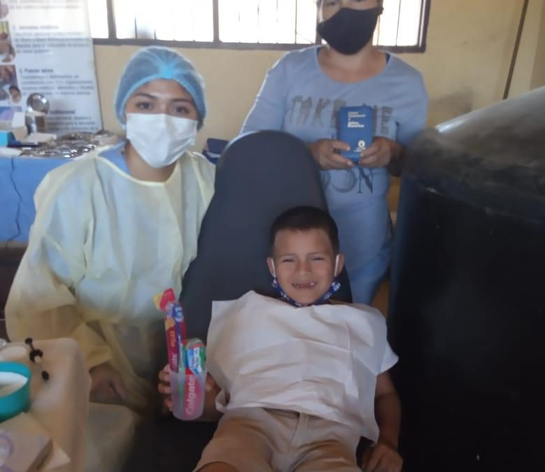 Providing Weekend Health Clinics in Rural Bolivia