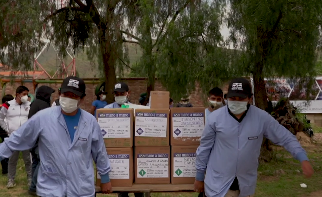 Medical Equipment Giveaway on June 19th & Shipping 2 Containers of Medical Supplies to Bolivia